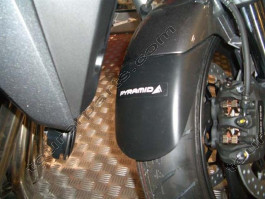 Etulokasuojan jatkopala, Honda CB1000R 2008-2011