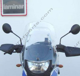 Laminar Lip tuuliohjain BMW F650GS Dakar 2000-2003