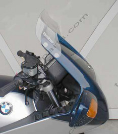 Laminar Lip tuuliohjain BMW K100RS - K1100RS tumma 1985-1997