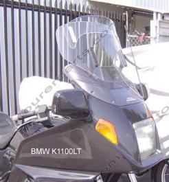 Laminar Lip tuuliohjain BMW K1100LT Kaikki