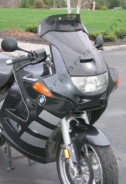 Laminar Lip tuuliohjain BMW K1200RS touring 1997-2001