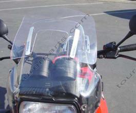 Laminar Lip tuuliohjain BMW R1100GS, Kaikki vm