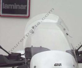 Laminar Lip tuuliohjain BMW R850-1150GS std,adv,givi, Kaikki vm