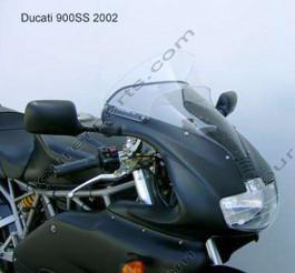 Laminar Lip tuuliohjain Ducati 750/800/900/1000SS, 1998-