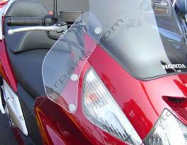 Laminar Lip sivuohjaimet Honda SilverWing, Kaikki vm