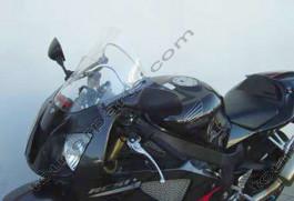 Laminar Lip tuuliohjain Honda VTR1000 SP2, 2000-