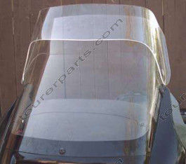 Laminar Lip tuuliohjain Honda ST1100, tumma, Kaikki vm