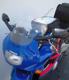 Laminar Lip tuuliohjain Honda CBR600F2, Kaikki vm