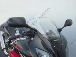 Laminar Lip tuuliohjain Honda CBR600F4, 2001-