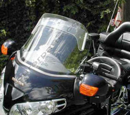 Laminar Lip tuuliohjain Honda Goldwing, Kaikki vm