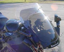 Laminar Lip tuuliohjain Kawasaki ZX11 1990-2001