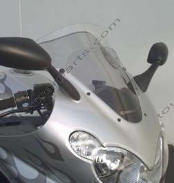 Laminar Lip tuuliohjain Kawasaki ZZR1200, 2002-