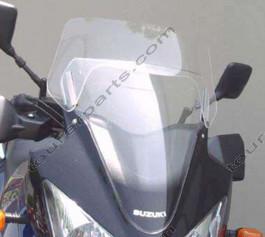 Laminar Lip tuuliohjain Suzuki DL-1000 2002-2003