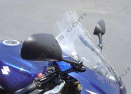 Laminar Lip tuuliohjain Suzuki GSX-R600/750, 2004-2005