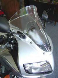 Laminar Lip tuuliohjain Suzuki SV650S,SV1000S, 2003-