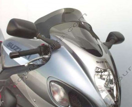 Laminar Lip tuuliohjain Suzuki Hayabusa, 2000-2007