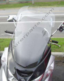 Laminar Lip tuuliohjain Suzuki Burgman 400 2003-2006