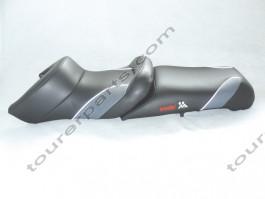 Baehr ZENTAURO istuin, musta/harmaa, BMW R850/1100R -2000
