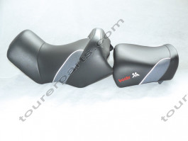 Baehr ZENTAURO istuin, musta/harmaa, BMW R850/1100/1150GS 1994-