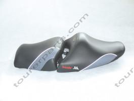 Baehr ZENTAURO istuin, musta/harmaa, BMW R1200ST 2005-