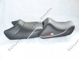 Baehr ZENTAURO istuin, musta/harmaa, Yamaha FJR1300 2005-