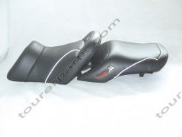 Baehr ZENTAURO istuin, musta, BMW R1200RT 2005-2013