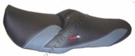 Baehr ZENTAURO istuin, musta/harmaa, Suzuki Bandit 600/1200 -2000