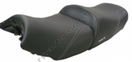 Baehr ZENTAURO istuin, musta/harmaa, Suzuki Bandit 600/1200 2001-
