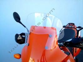 Laminar Lip tuuliohjain KTM 640 Adv, Kaikki vuosimallit