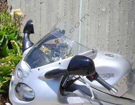 Laminar Lip tuuliohjain Triumph Sprint ST, 1999-2004