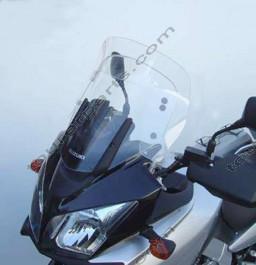 Laminar Touring Lip tuuliohjain Suzuki DL650 / DL1000, 2004-
