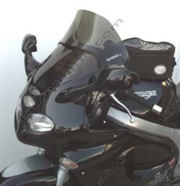 Laminar Touring Lip tuuliohjain Triumph Sprint ST, tumma, 1999-2004