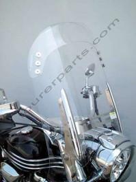 Laminar Lip tuuliohj. Yamaha XV1900 Midnight Star, 2006-
