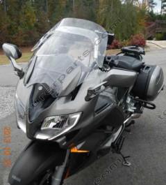 Laminar Lip tuuliohjain Yamaha FJR1300, 2013-
