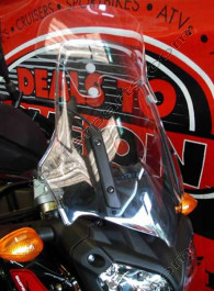 Laminar Lip tuuliohjain Yamaha Super Tenere XT1200Z 2010-