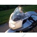 Laminar Lip tuuliohjain BMW K1200R Sport 2007-, K1300R Sport 2009-
