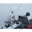 Laminar Lip tuuliohjain BMW R1200GS Adventure, 2006-2013
