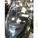 Laminar Lip tuuliohjain BMW R1200RT, 2010-2013