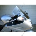 Laminar Lip tuuliohjain Honda CBR1100XX Blackbird, tumma, 2002-