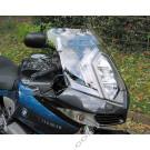 Laminar Lip tuuliohjain BMW R1200ST, 2005-