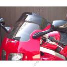 Laminar Lip tuuliohjain Honda VFR750F, tummennettu 1993-1997