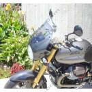 Laminar Lip tuuliohjain Moto Guzzi V11 Café/Italia /Ballab/California Titanium, Kaikki vm