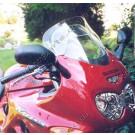 Laminar Lip tuuliohjain Suzuki GSX-F600/750, 1999-