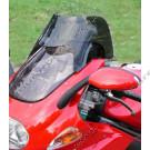 Laminar Touring Lip tuuliohjain Ducati ST2,ST4, 1998-2003