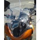 Laminar Touring Lip tuuliohjain Suzuki DL650, 2012-