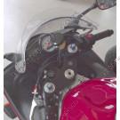 Laminar Lip tuuliohjain Yamaha R6 1999-2002